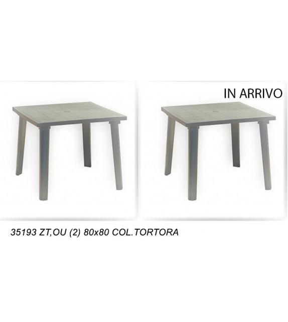BICA TAVOLO WEEKEND TORTORA